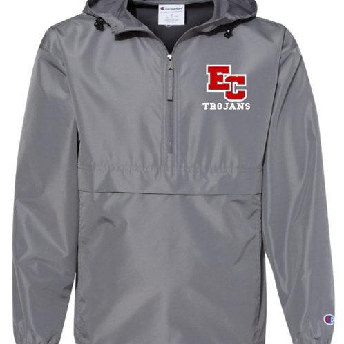 EC Track and Field Packable Quarter-Zip Jacket