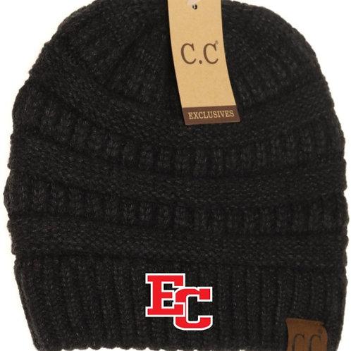 ECBB CC Beanie Mixed Soft Yarn Beanie