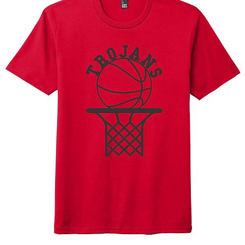 ECBB - Red Triblend T-Shirt