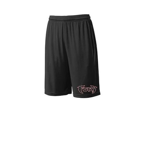 Fury Baseball 2021 Pocketed Shorts