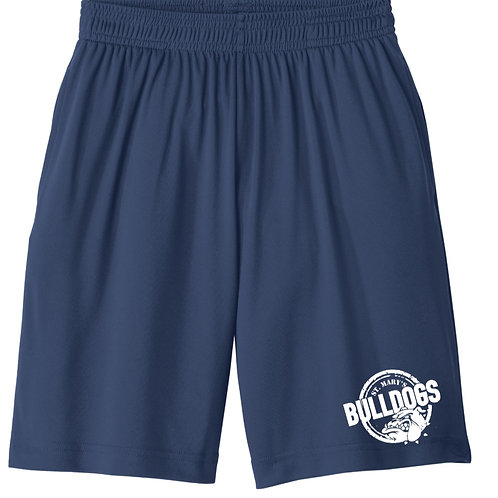 Sport-Tek® PosiCharge® Competitor™ Pocketed Short St. Mary