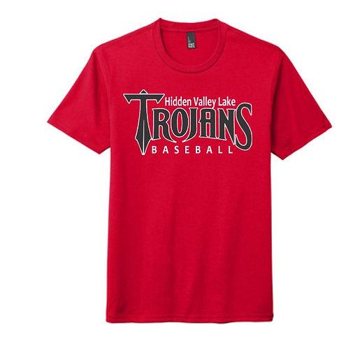 HVL Baseball Triblend T-Shirt