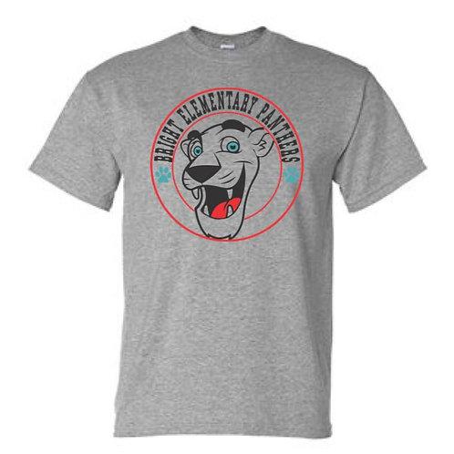 BES Logo 50/50 T-Shirt
