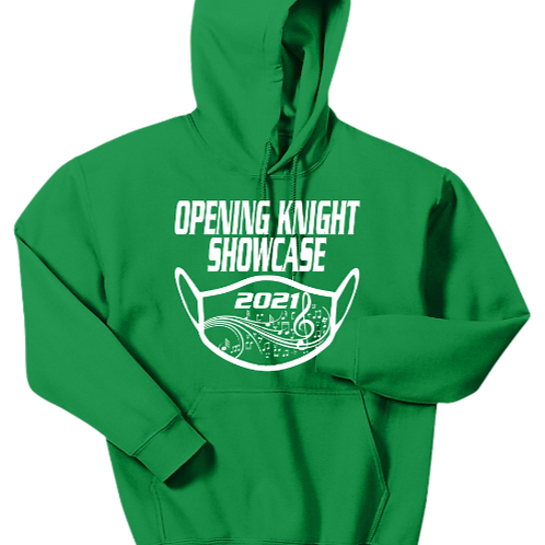 Showcase Sweatshirt Green