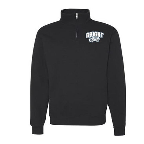 Bright Stars Embroidered 1/4 Zip