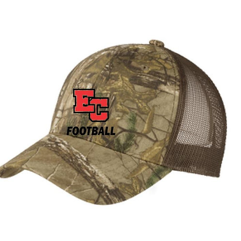 Adjustable Camo EC Hat