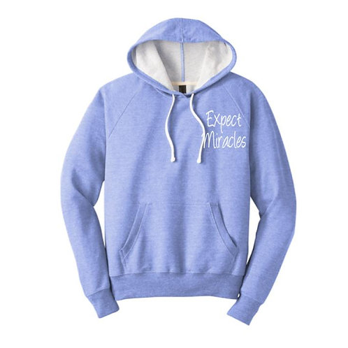 Blue Team Wiedeman Perfect Tri ® French Terry Hoodie