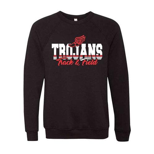 SDMS Track & Field Crewneck Sweatshirt