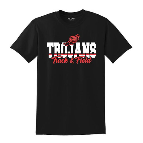 2021 SDMS Track & Field 50/50 T-shirt