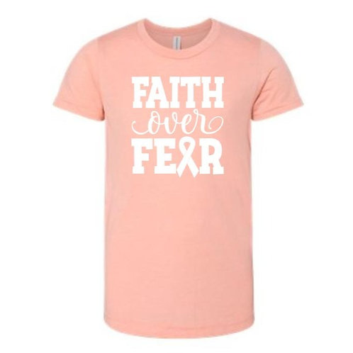 St. Nicholas Faith Over Fear T-shirt