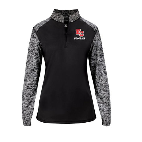 Embroidered Ladies Sport Blend 1/4 Zip