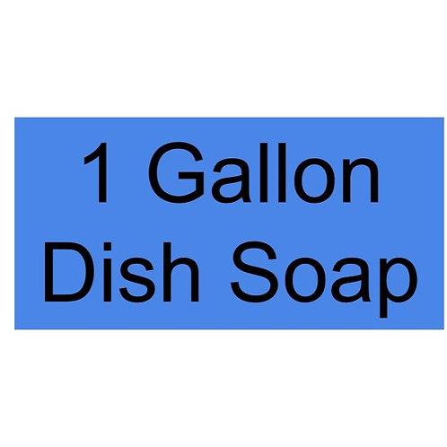 1 Gallon Dish Soap--EC Senior Scholarship