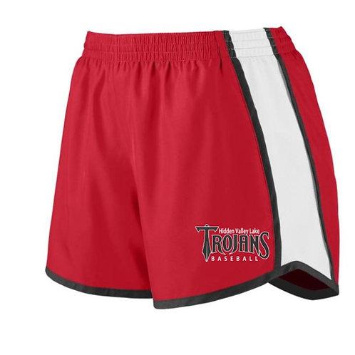 HVL Trojans Baseball Ladies Shorts