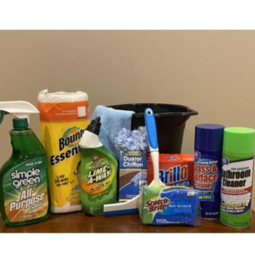 Cleaning Bundle--LHS Prom