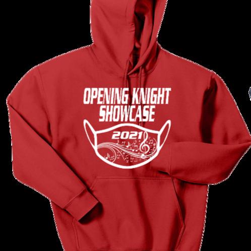 Showcase Sweatshirt Red