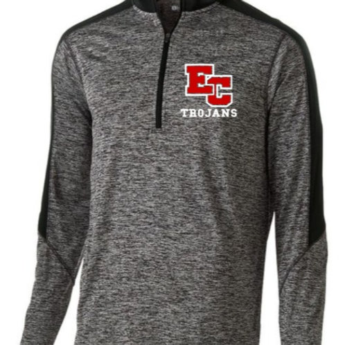 EC Track and Field ELECTRIFY 1/2 ZIP PULLOVER