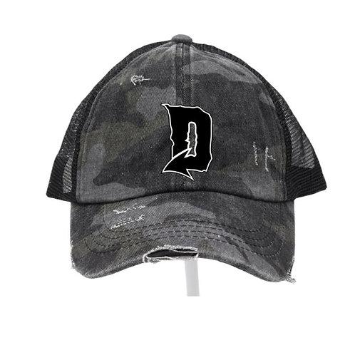 Dragons Baseball Criss Cross Hat