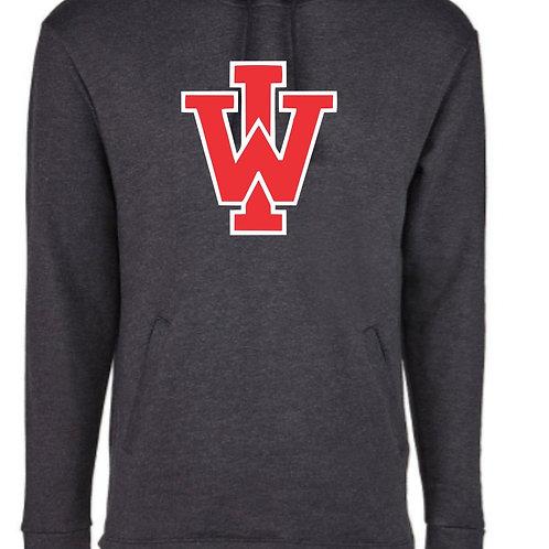 IW 100% Polyester Hooded Sweatshirt