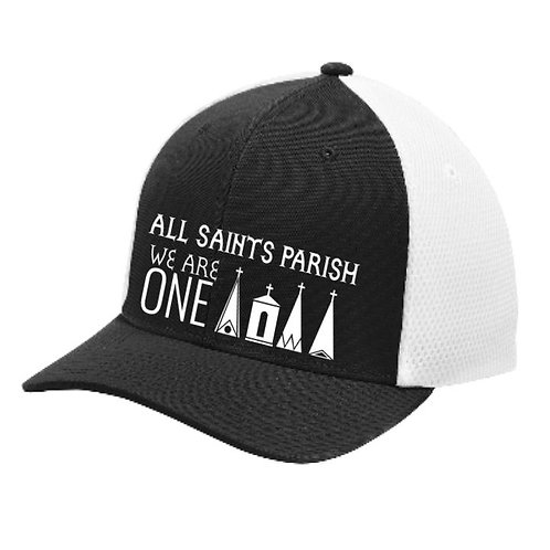All Saints Parish Fitted Hat