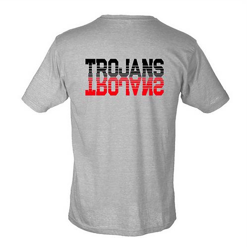 St. Michael - Grey Softstyle T-shirt