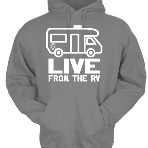 Live from the RV Sweatshirt