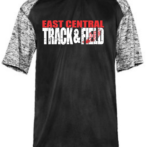 EC Track and Field Badger - Blend Sport T-Shirt