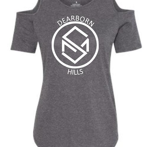 Boxercraft - Cold Shoulder T-Shirt