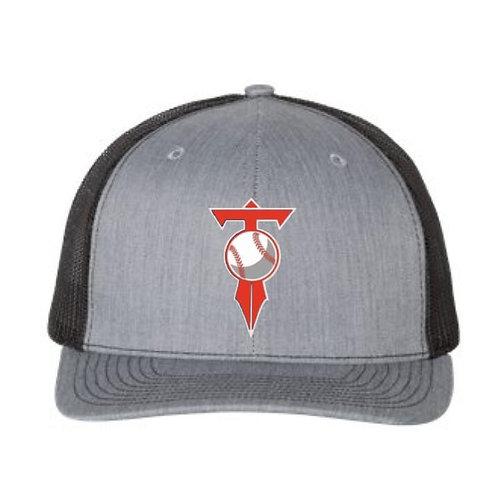 HVL Trojans Baseball Richardson Snapback Hat