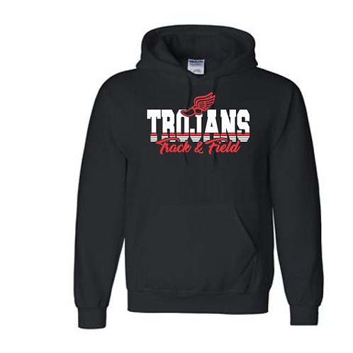 2021 SDMS Track & Field Hooded Sweatshirt