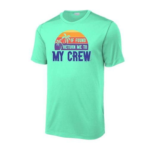 If Found Return Me To My Crew