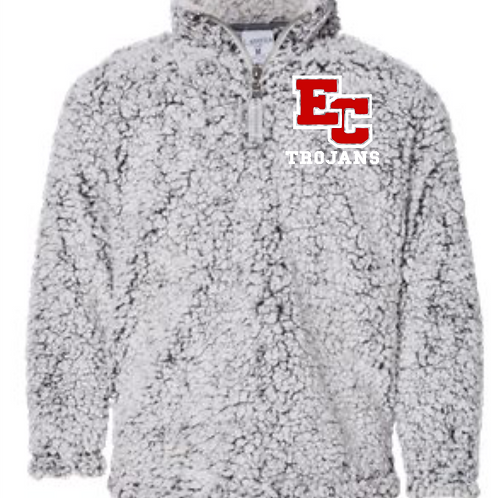 Sherpa- EC Trojans Embroidered