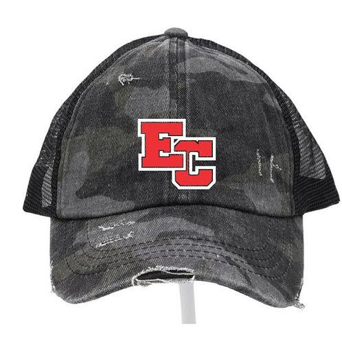 2021 SDMS Track & Field Criss Cross Ladies Hat