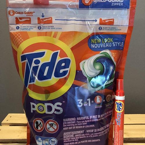 ECBB -Tide Pods & Tide to Go