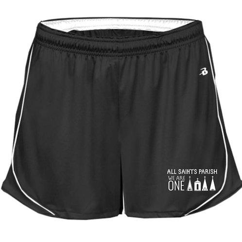 All Saints Parish Ladies Shorts