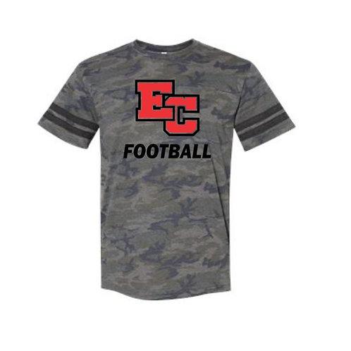 EC Football Camo T-Shirt