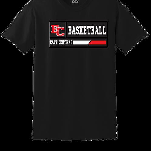 ECBB - Black DryBlend® 50 Cotton/50 Poly T-Shirt