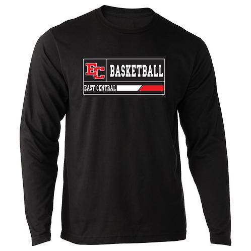 ECBB - Black Long SleeveT-shirt