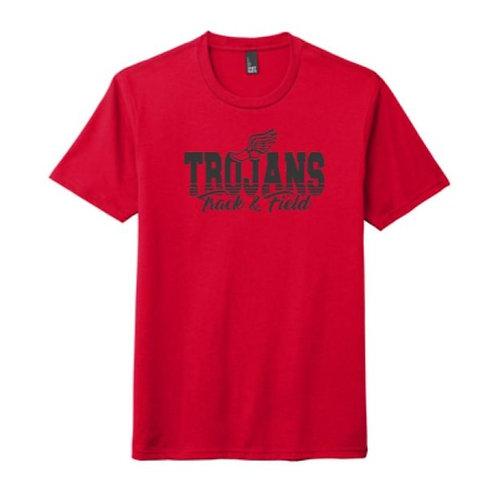 2021 SDMS Track & Field Tri Blend Tshirt