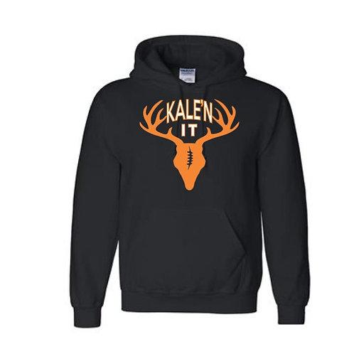 Kale'n It Black Sweatshirt