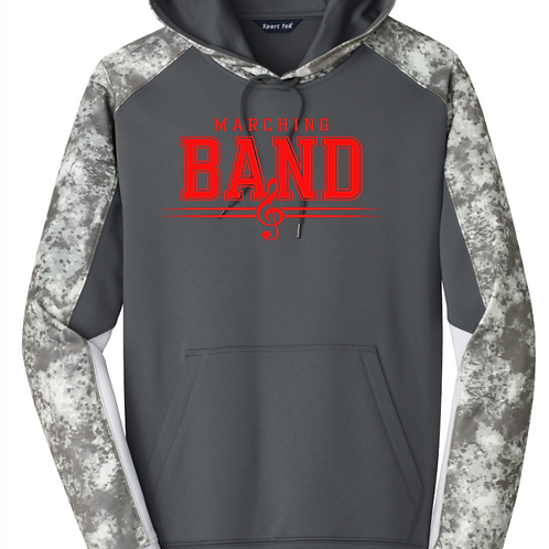 Sport-Tek ® Pullover EC Marching Band