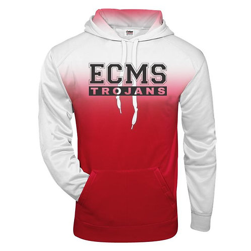 ECMS Ombre Hooded Sweatshirt