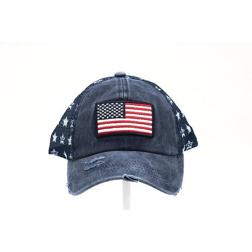 Stars & Stripes Ladies Hat
