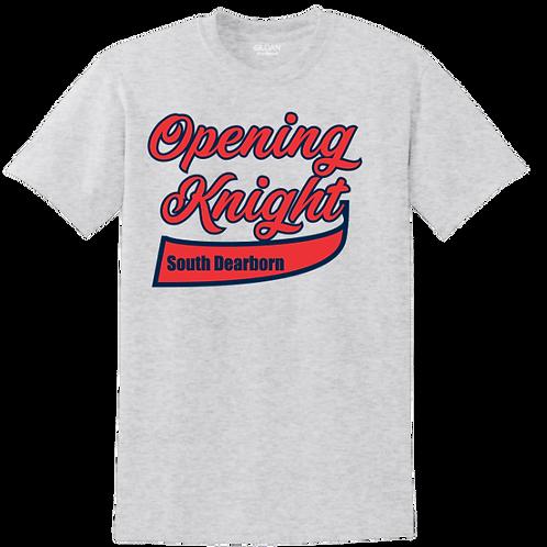 Soft Style Opening Knight  T-shirt