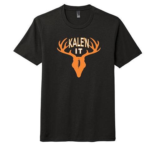 Kale'n It Black T-shirt