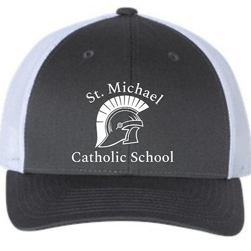 Richardson Low Pro Trucker Hat St. Michael