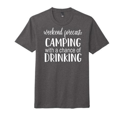 Weidner Camping Trip 2020 T-Shirt