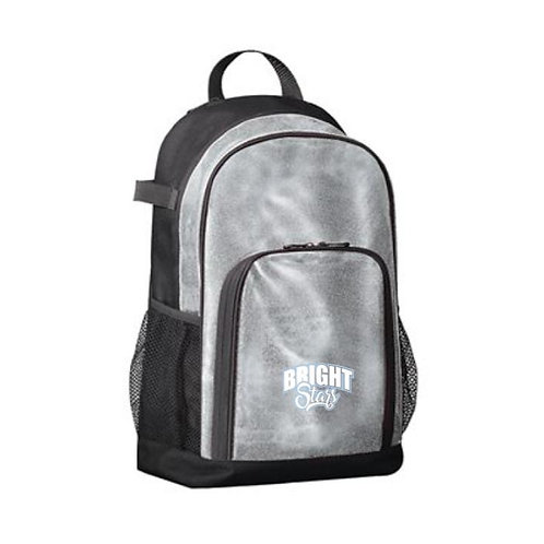Bright Stars Embroidered Backpack