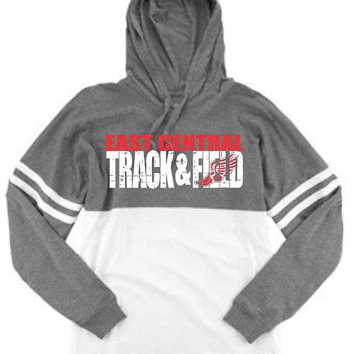 EC Track and Field Hooded Pom Pom Jersey