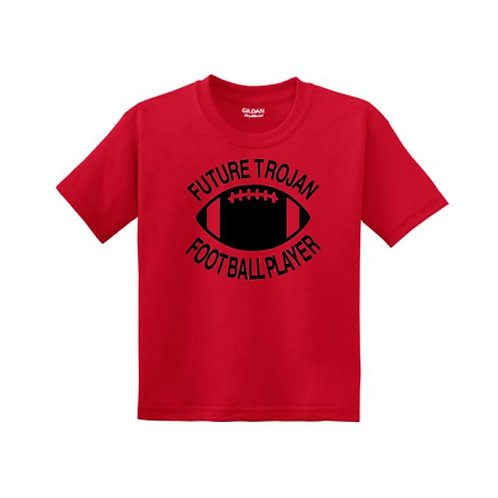 Toddler & Youth Future Trojan Football Player T-Shirt