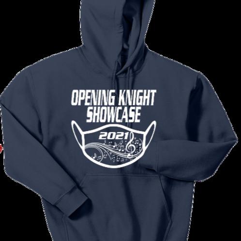 Showcase Sweatshirt Navy